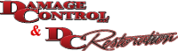 DC Restoration and DC Damage Control Logo